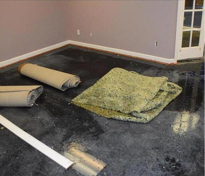 Water Damage – Bakersfield Home