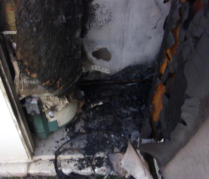 Electrical Fire caused smoke and soot damage throughout home.