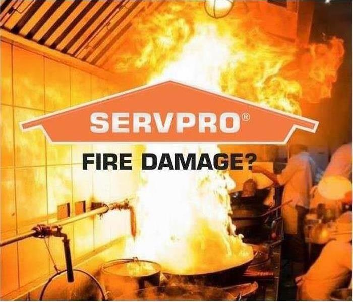 SERVPRO Fire Graphic