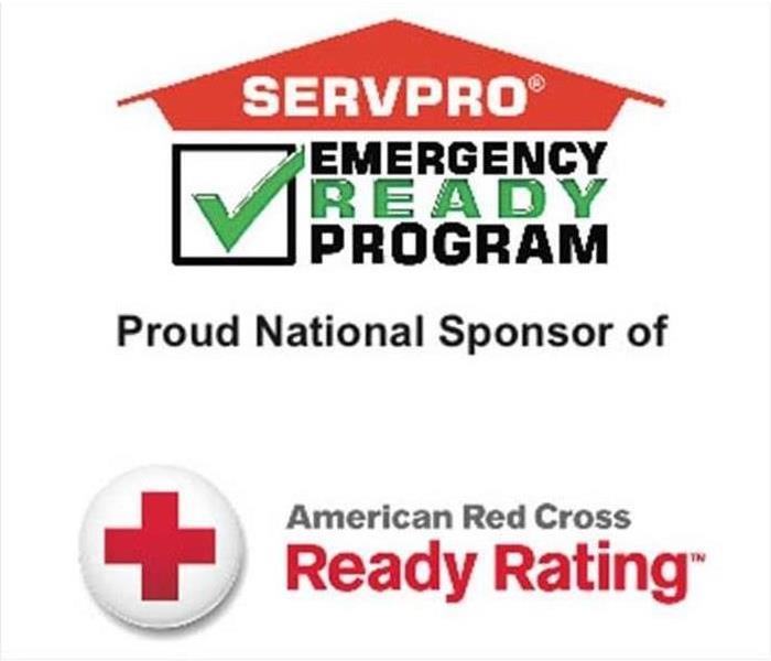 SERVPRO Red Cross Graphic
