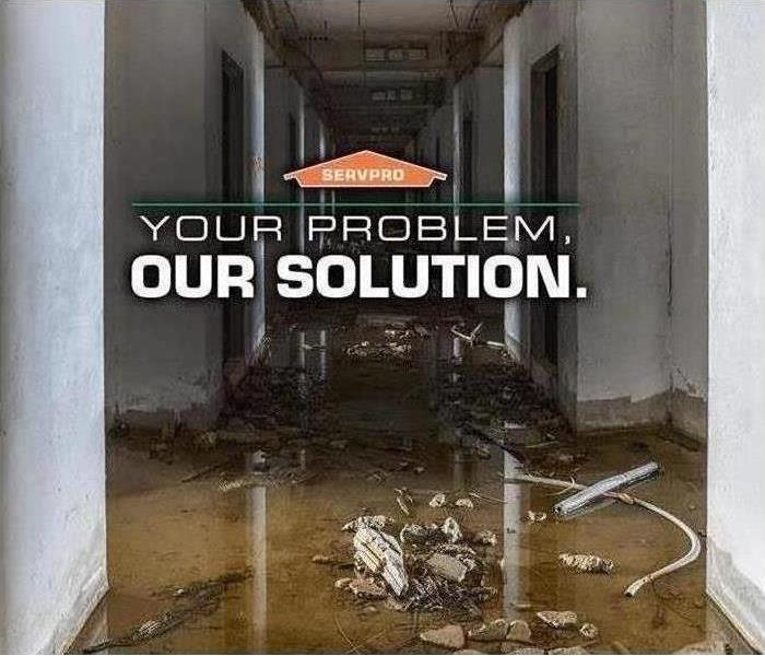 SERVPRO Solution Graphic
