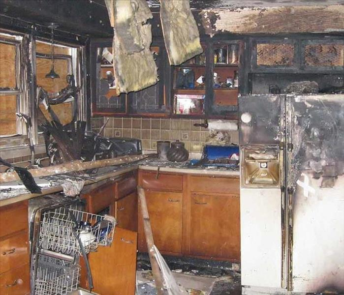 Fire Damage Smoke and Fire Damage Restoration Services