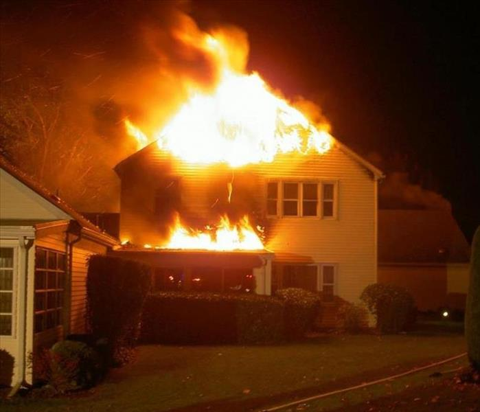 Fire Damage Fire Damage Restoration Process