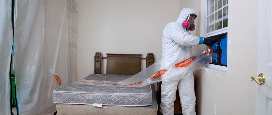 Bakersfield, CA biohazard cleaning